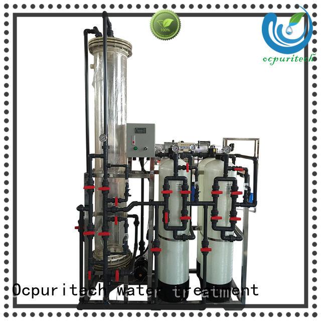 Ocpuritech resins deionizer inquire now for household
