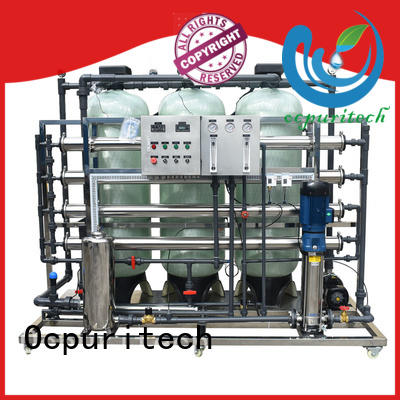 price reverse osmosis water purification filter Four Star Hotel Ocpuritech