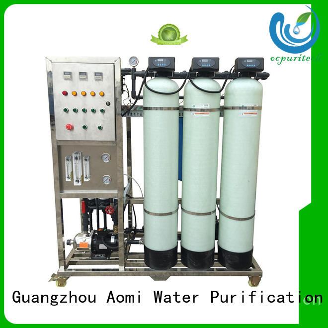 Quality Ocpuritech Brand ultrafiltration system water treatment purification