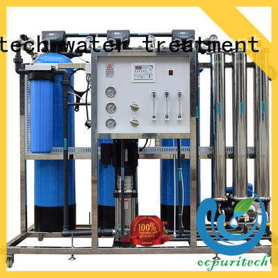 Ocpuritech mineral water plant wholesale for seawater