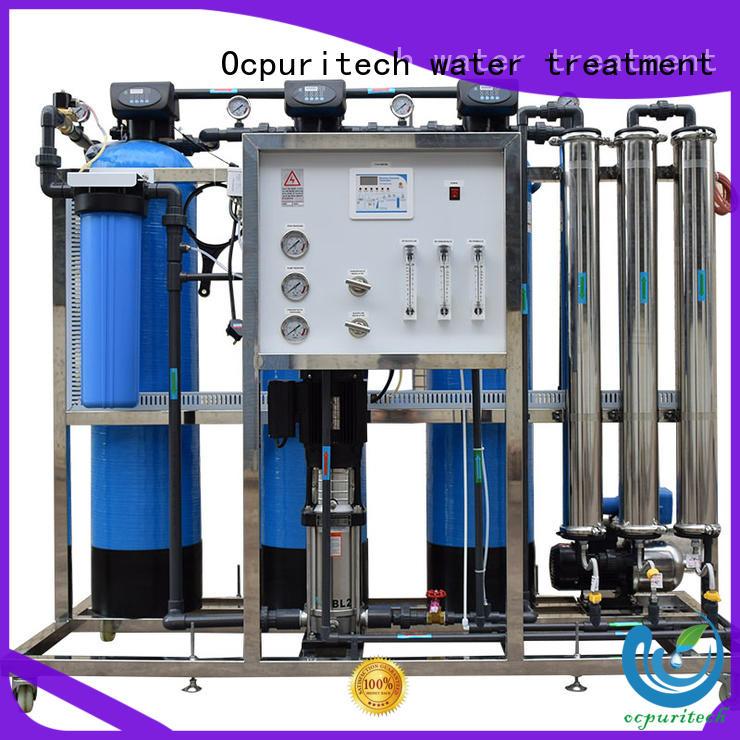 membrane ro machine 24000 for agriculture Ocpuritech