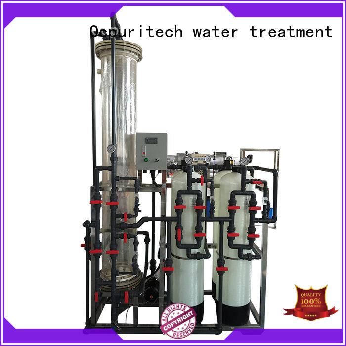 deionizer design for household Ocpuritech