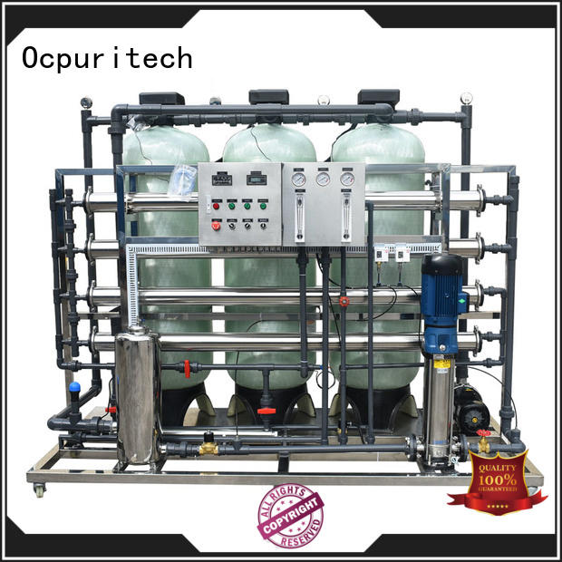 250lph reverse osmosis system cost factory price for food industry