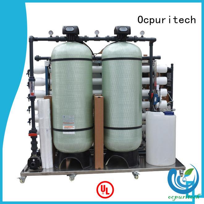 Ocpuritech ro water purifier companies factory price for seawater