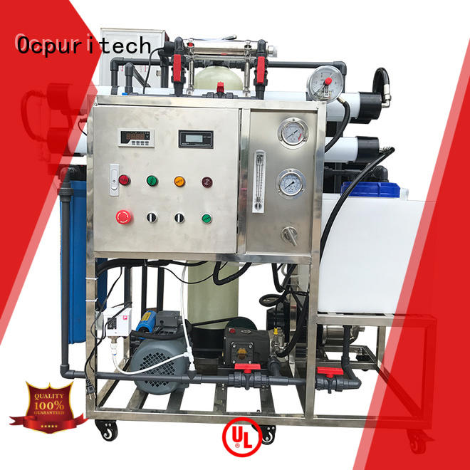 Ocpuritech desalination seawater desalination equipment series for chemical industry