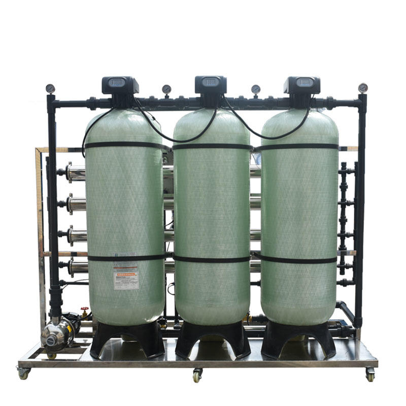 Ocpuritech-2000lph 12000 Gpd Industrial Reverse Osmosis Ro Membrane Best Water Treatment-1