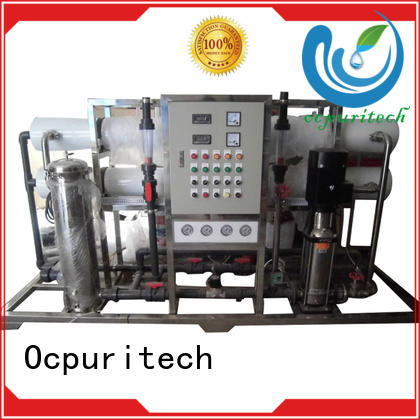 Ocpuritech systems reverse osmosis water system factory price for seawater