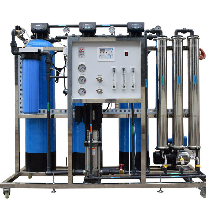 Ocpuritech industrial ro water plant wholesale for seawater-1