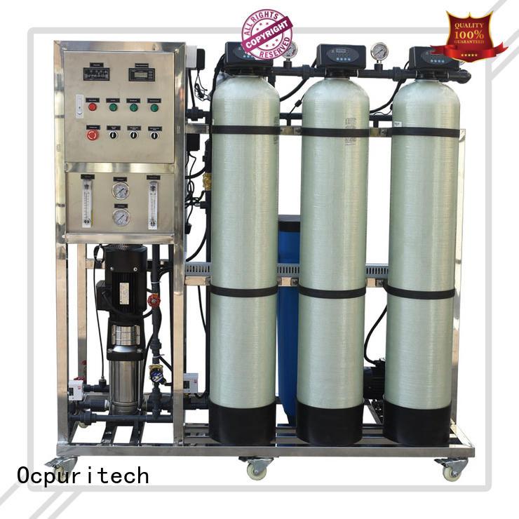 Ocpuritech ro system household