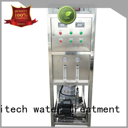 commercial electrodeionization water treatment stainless factory price for seawater