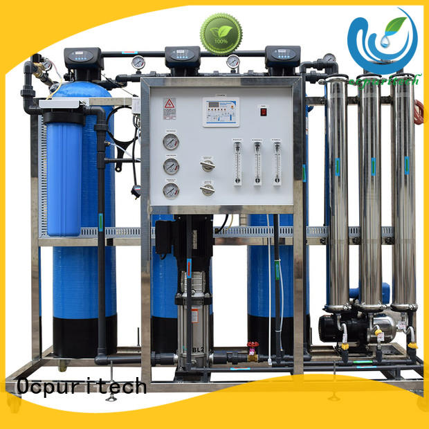 Ocpuritech water solution company wholesale for seawater