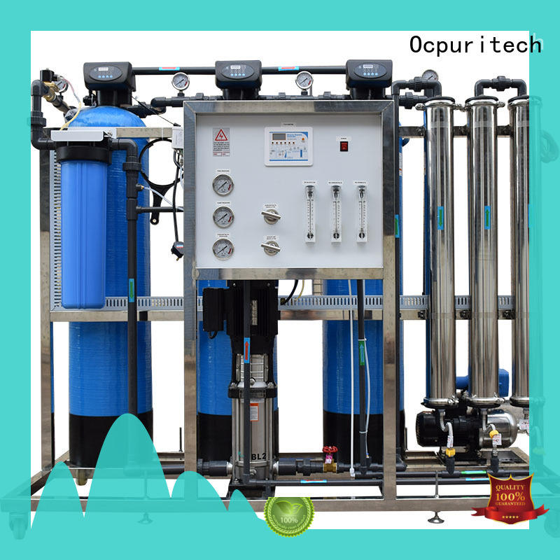 ro system price supplier for houses Ocpuritech