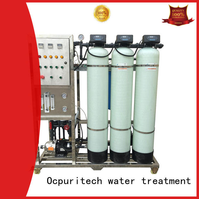 Ocpuritech Brand PP Filter cartridge SUS304 Precision filter ultrafiltration system