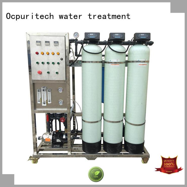 Ocpuritech 500lph uf filter supplier for seawater