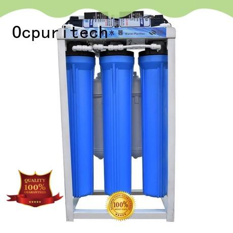 Ocpuritech industrial commercial water purifier supplier for agriculture