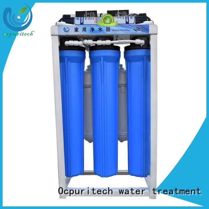 Hot commercial reverse osmosis system separation Ocpuritech Brand
