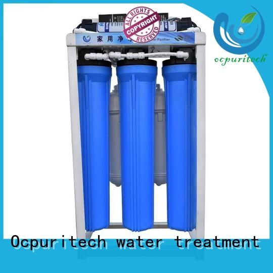 Ocpuritech commercial water purifier supplier for seawater