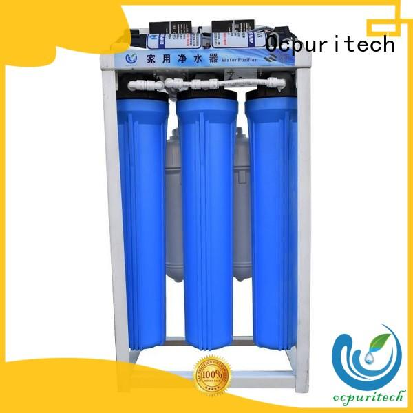 Hot commercial reverse osmosis system remove impurities Ocpuritech Brand