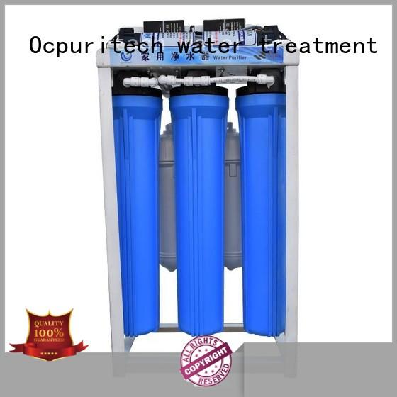 Ocpuritech quality commercial water purifier supplier for food industry