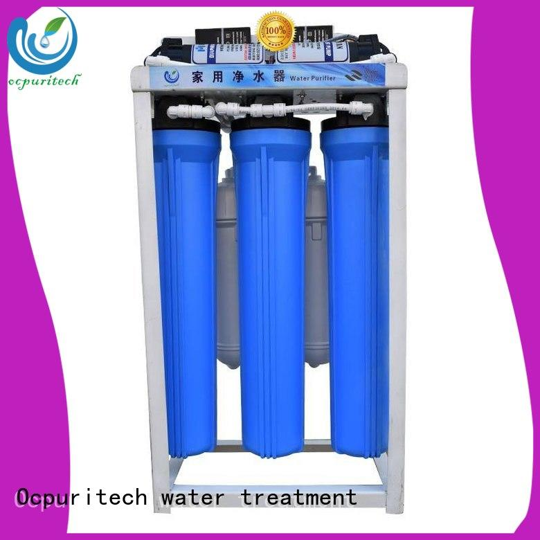 Ocpuritech quality commercial water purifier personalized for seawater