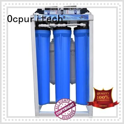 Ocpuritech 400gpd commercial water filter supplier for agriculture