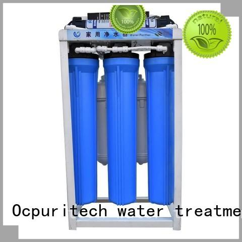Vontron/Dow/CSM RO membrane Water treatment commercial water filter 5 stages classic filters confriguration Ocpuritech Brand company