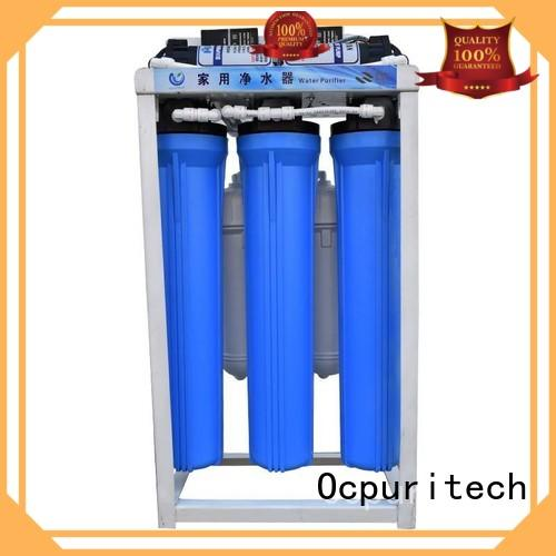 Ocpuritech commercial water purifier supplier for food industry