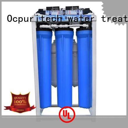 commercial water filter for seawater Ocpuritech