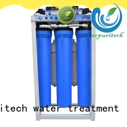 Ocpuritech commercial water purifier factory price for agriculture