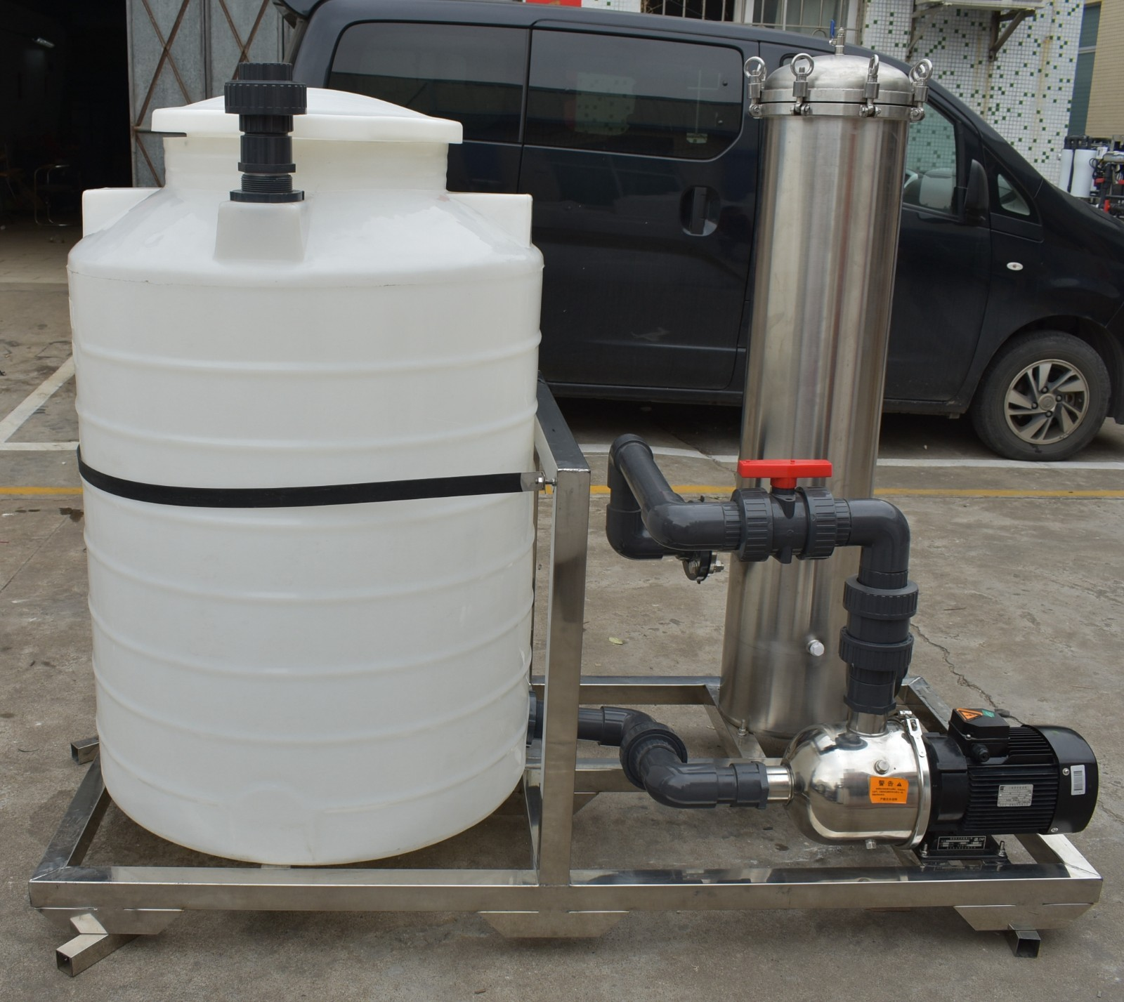 Ocpuritech stable ultrafiltration system manufacturers supplier for agriculture-5