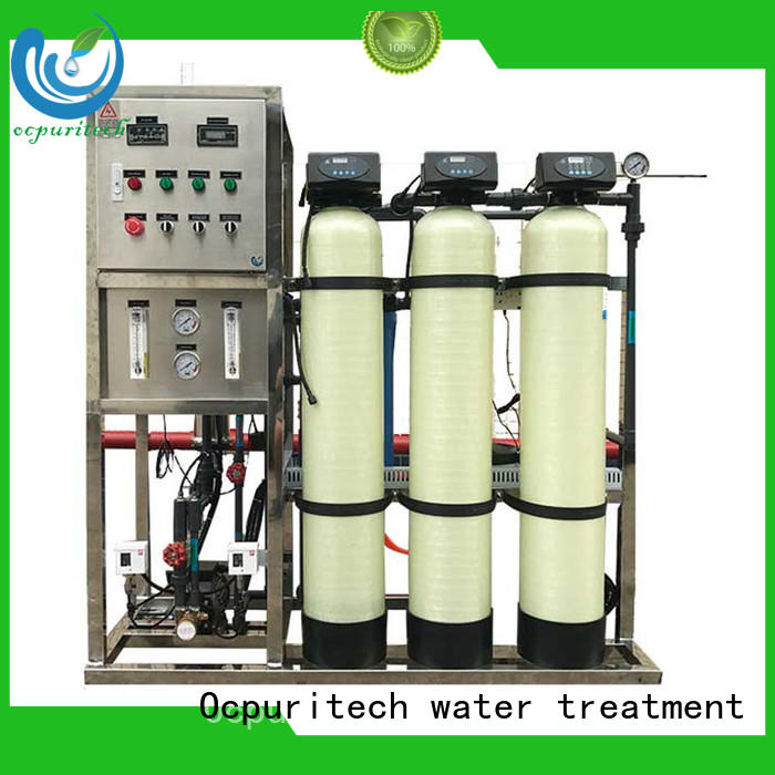 Hot ro machine industrial Ocpuritech Brand