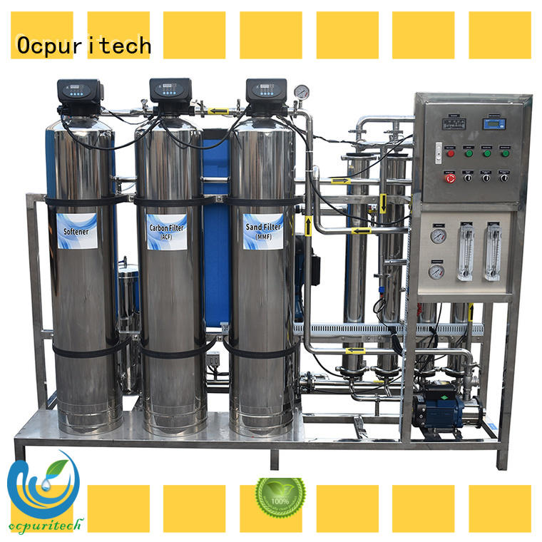 Ocpuritech 3000lph ro system for home for business for agriculture