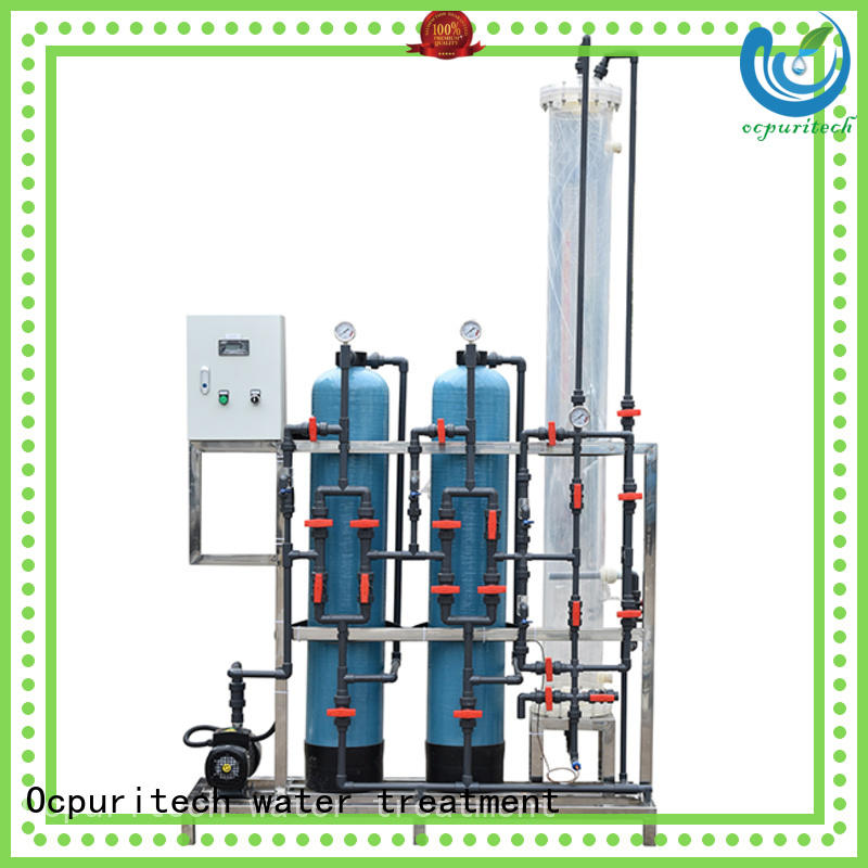 Ocpuritech resins deionized water system inquire now for medicine
