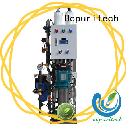 Ocpuritech water treatment supplier series for chemical industry