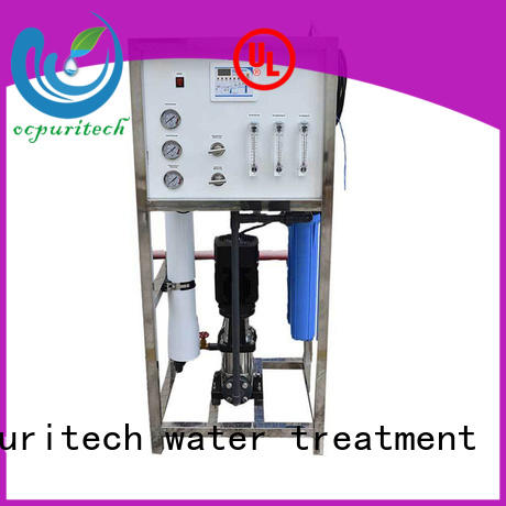 reliable reverse osmosis machine supplier for food industry
