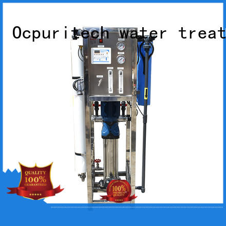 Ocpuritech industrial reverse osmosis water system personalized for agriculture
