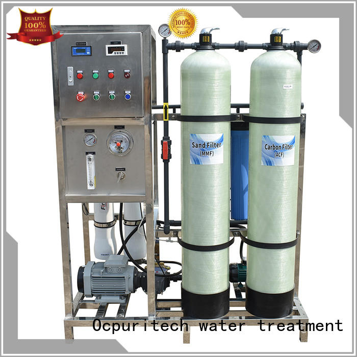 Ocpuritech efficient water purification systems manufacturer from China for factory