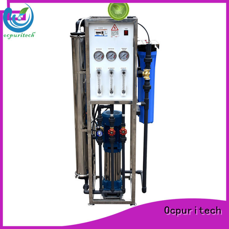 Ocpuritech ro water plant factory price for agriculture