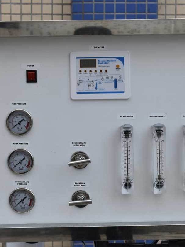 Wholesale methods industrial ro machine Ocpuritech Brand