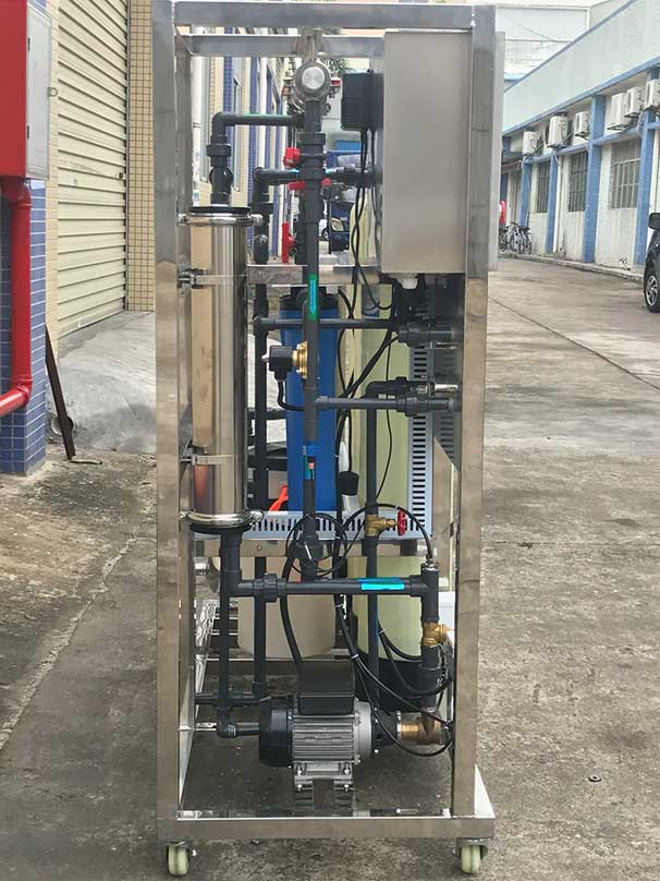 Ocpuritech-800 GPD industrial ro reverse osmosis system mineral water plant-1