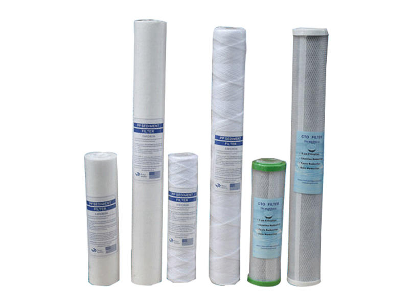 Filter cartridge introduction