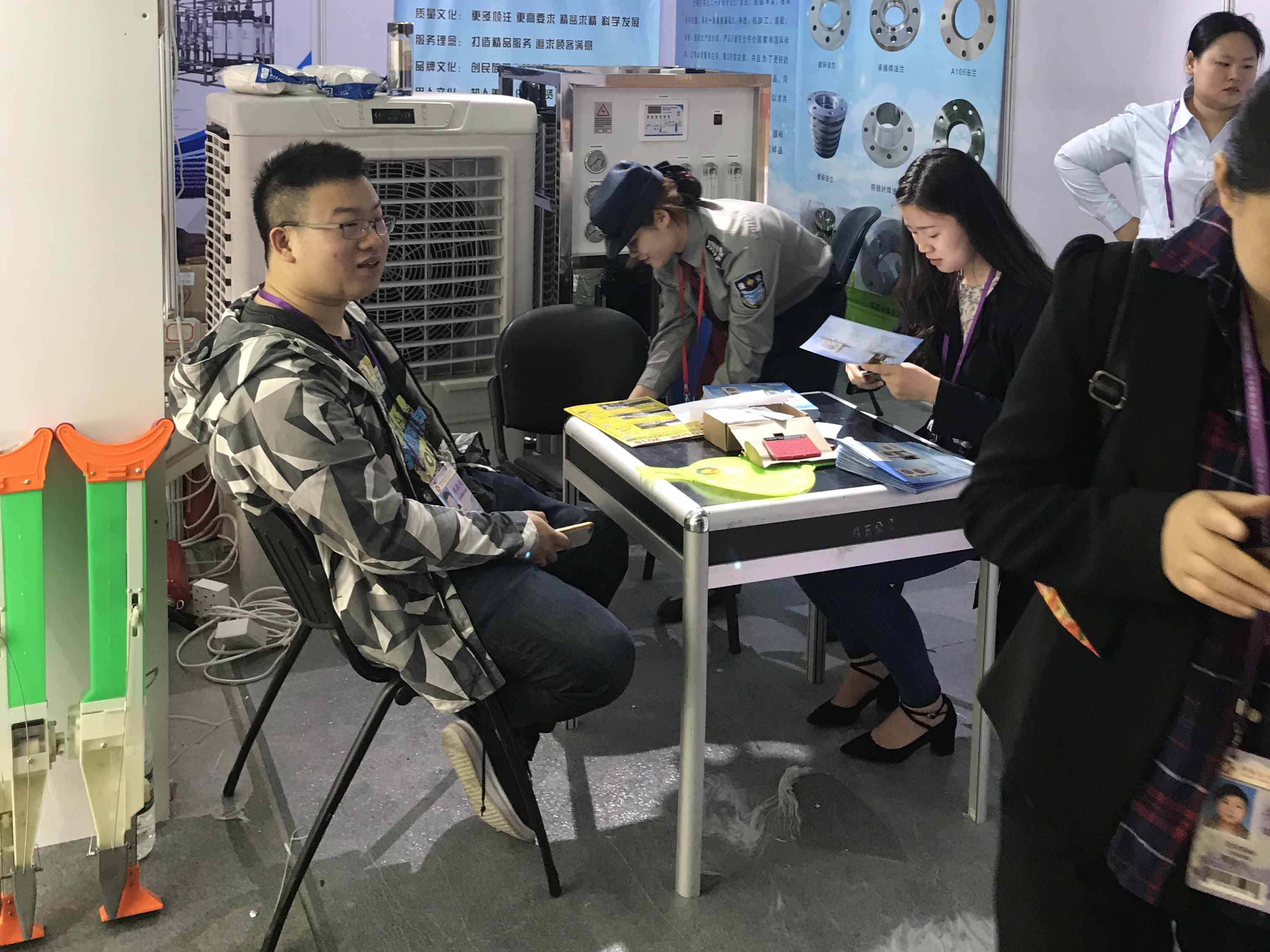 Ocpuritech-123th Carton fair | Blog