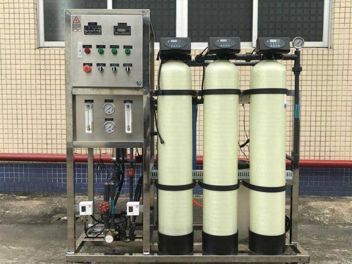 250lph well water filtration system steel factory price for agriculture-2
