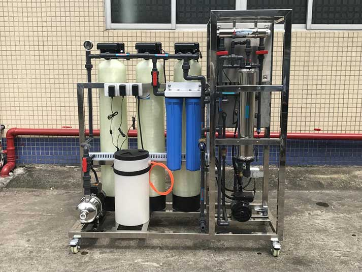 250lph well water filtration system steel factory price for agriculture-3