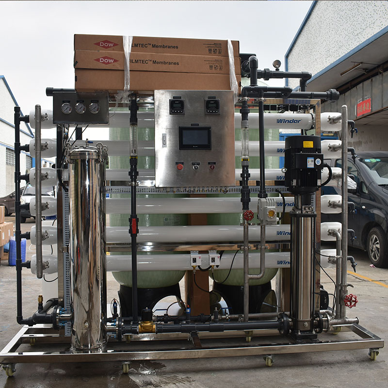 Ocpuritech commercial industrial ro water plant factory price for agriculture-4