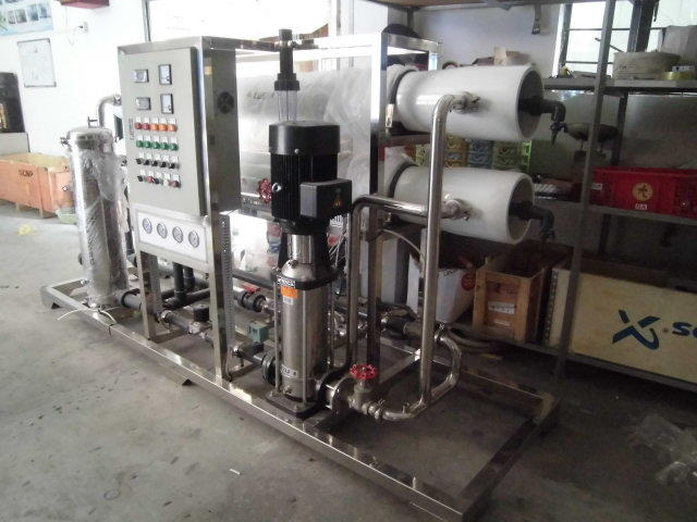 ro water plant personalized for food industry Ocpuritech