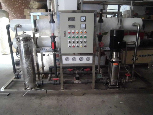 Ocpuritech water ro plant industrial supplier