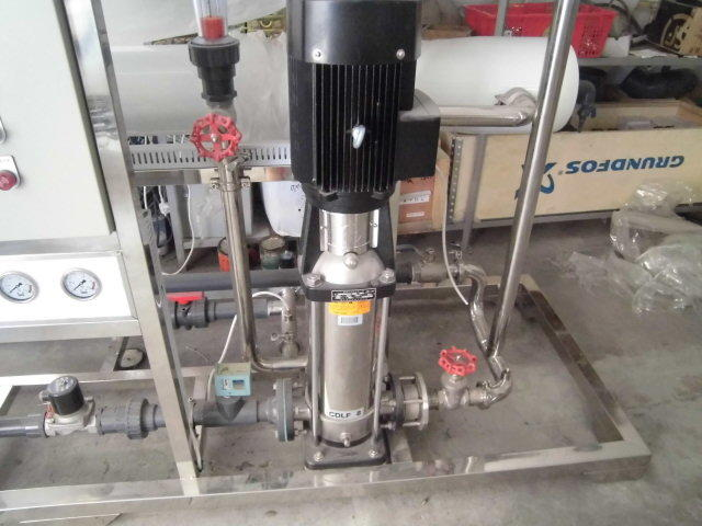 industrial water solution company factory price for seawater