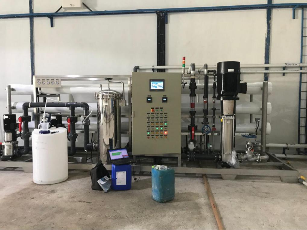 ro water plant personalized for food industry Ocpuritech-20