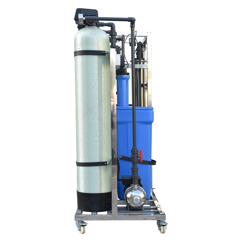 Ocpuritech reverse osmosis plant personalized for food industry-11